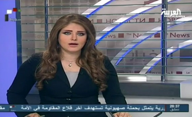 Syria TV slams Hamas leader, Egypt's president as 'band of drummers'