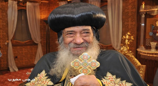 """Pope Shenouda's sons"" waging war against Pope Tawadros"