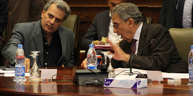 Gaber Nassar: Constitution will be completed on Tuesday or Wednesday