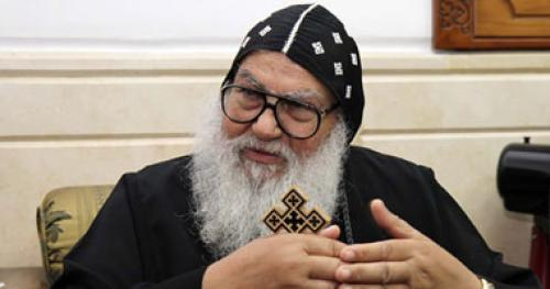 Abba Moussa congratulates the Copts on Christmas' fasting