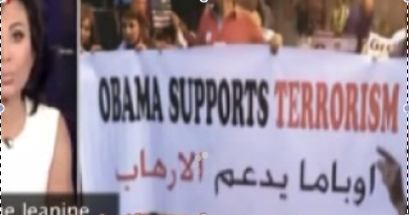 Announcer criticizes Obama for Supporting Muslim Brotherhood