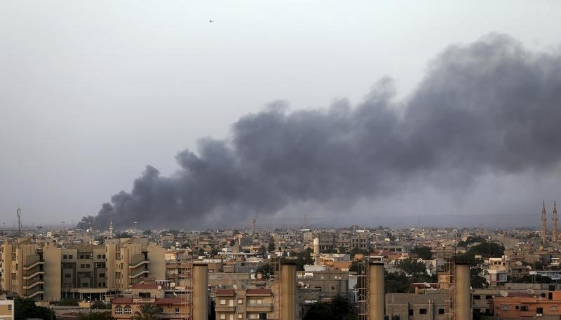 Egyptian killed in Benghazi clashes