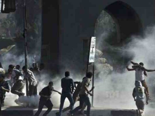Pro-Morsy students in fresh protests at universities