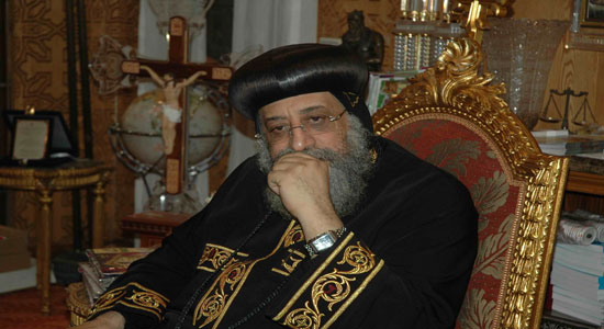 Greek Theologian invites Pope Tawadros to lead a revolution in the church!