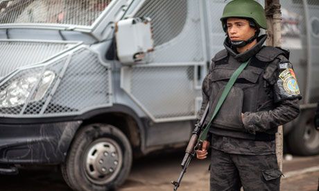 Two militants killed during raid in Cairo suburb: Police