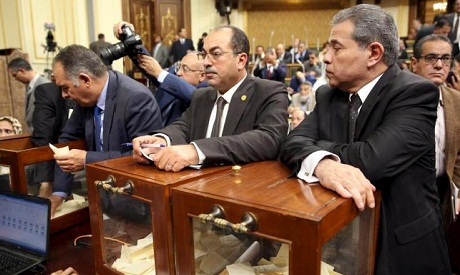Egyptian MPs plan sanctions for Tawfik Okasha after dinner with Israeli ambassador