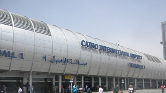 British security experts praise measures at Cairo International Airport