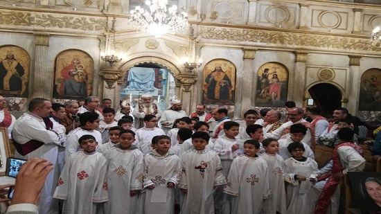 69 new deacons ordained in Hadayek Qubba