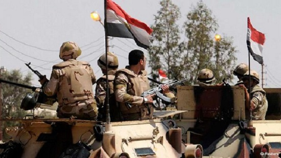 46 dangerous terrorists and 3 soldiers killed in Sinai operations - Egypts military