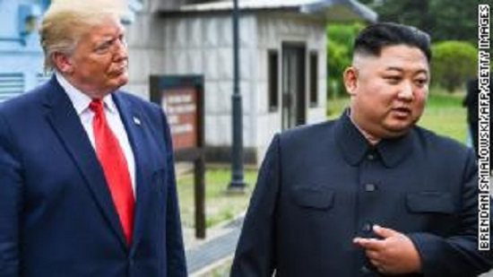 Trumps DMZ meeting with Kim kicked diplomacy back into gear