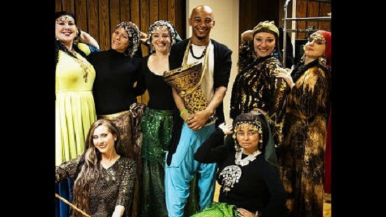 Egypt partakes in Canada s Folklorama Festival for the first time