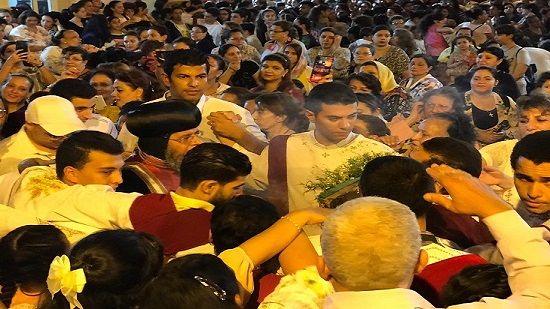 Feast of the Virgin turns into a national unity holiday in Sharqia