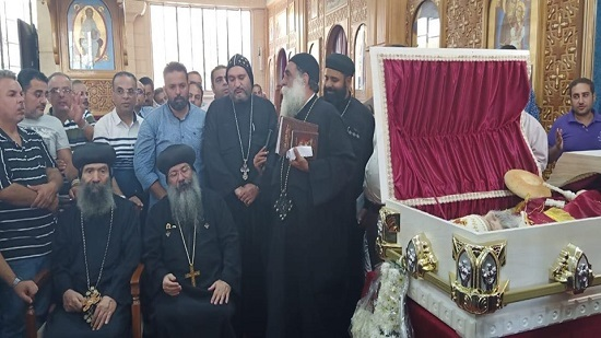 Coptic Church mourns priest of St. Parsoum monastery in Helwan