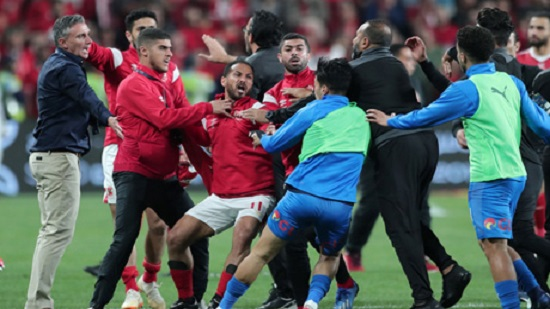 Ahly and Zamalek Is football becoming a threat?