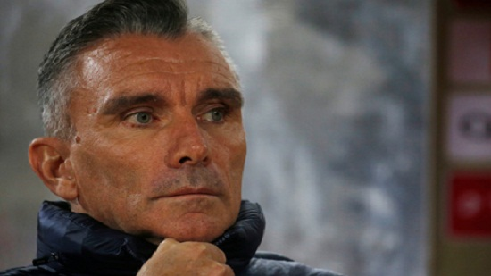 Zamaleks French coach Carteron refuses to leave Egypt to join Japanese League