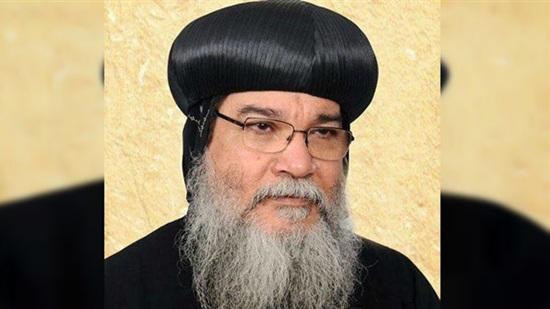 Anba Makarios holds monthly meeting of priests over video conference