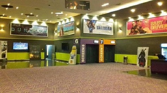 The dark halls of Egypts movie theatres: The shaken industry