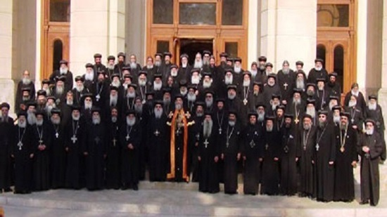 Coptic Church denies holding meeting for the Holy Synod today
