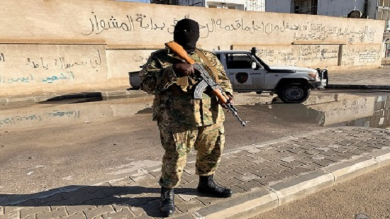 Libya s rival forces have stopped shooting, but they re not pulling back