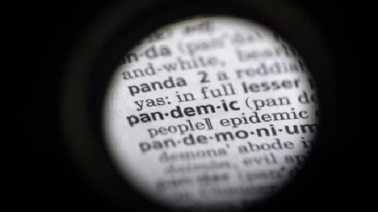 Dictionary companies choose same word of the year: Pandemic