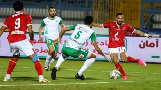 Euphoric Ahly edge close to treble after win over Ittihad in Egypt Cup semis