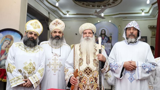 Bishop of Tima ordains 71 deacons in the Church of the Archangel Michael