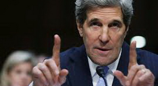 Kerry: Egypt is on the right path