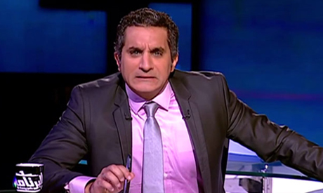 Egyptian comedian Bassem Youssef show denies violating agreement with CBC